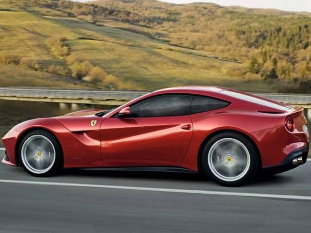 2014 Ferrari F12berlinetta | Pricing, Ratings, Expert Review