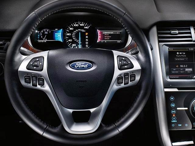 Ford Edge Mpg >> 2014 Ford Edge Pricing Reviews Ratings Kelley Blue Book