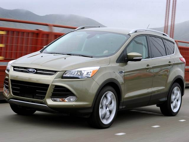 2014 Ford Escape Mpg >> 2014 Ford Escape Pricing Reviews Ratings Kelley Blue Book
