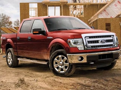 2014 Ford F150 SuperCrew Cab | Pricing, Ratings, Expert Review