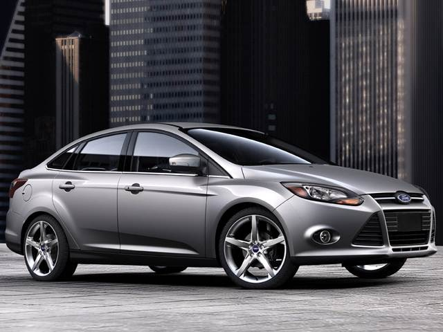 2014 Ford Focus Pricing Ratings Expert Review Kelley Blue Book