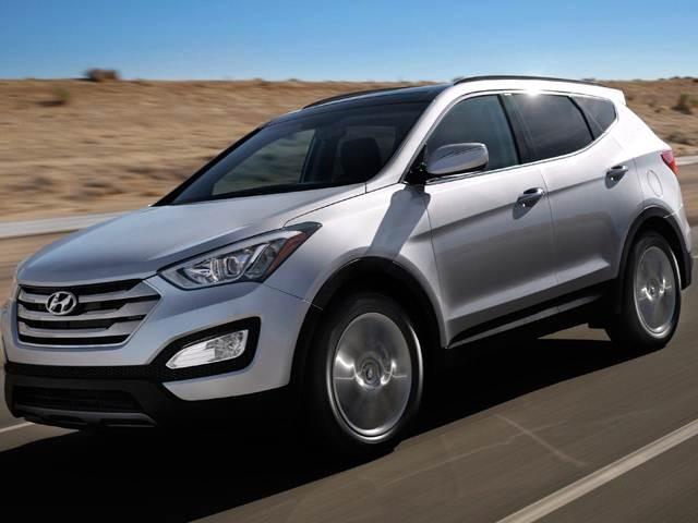 2014 Santa Fe Sport >> 2014 Hyundai Santa Fe Sport Pricing Reviews Ratings