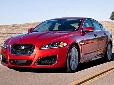2014 Jaguar XF | Pricing, Ratings, Expert Review | Kelley Blue Book