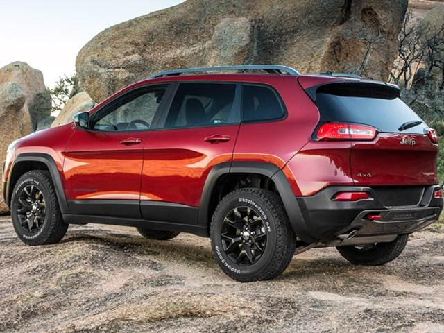 2014 Jeep Cherokee | Pricing, Ratings, Expert Review