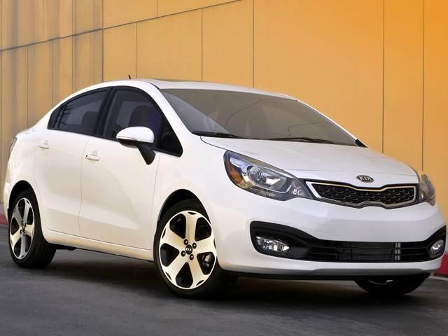 Kia Rio Gas Mileage >> 2014 Kia Rio Pricing Reviews Ratings Kelley Blue Book