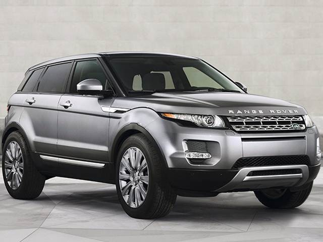 Range Rover Suv >> 2014 Land Rover Range Rover Evoque Pricing Reviews