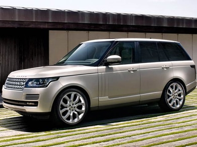 2014 Land Rover Range Rover | Pricing, Ratings, Expert Review