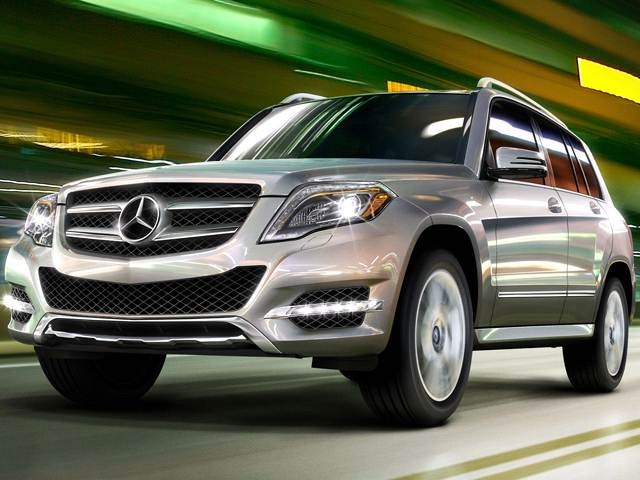 2014 Mercedes-Benz GLK-Class   Pricing, Ratings, Expert Review