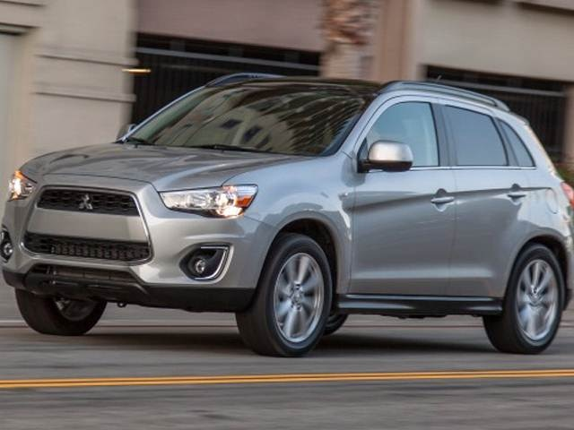 2014 Mitsubishi Outlander Sport | Pricing, Ratings, Expert