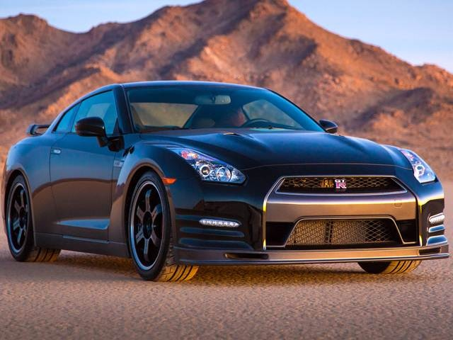 Used 2014 Nissan Gt R Track Edition Coupe 2d Prices Kelley Blue Book