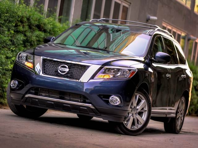 2014 Nissan Pathfinder | Pricing, Ratings, Expert Review