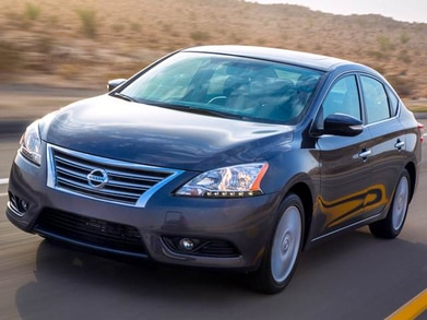 2014 Nissan Sentra Fe S >> 2014 Nissan Sentra Pricing Ratings Expert Review Kelley Blue Book