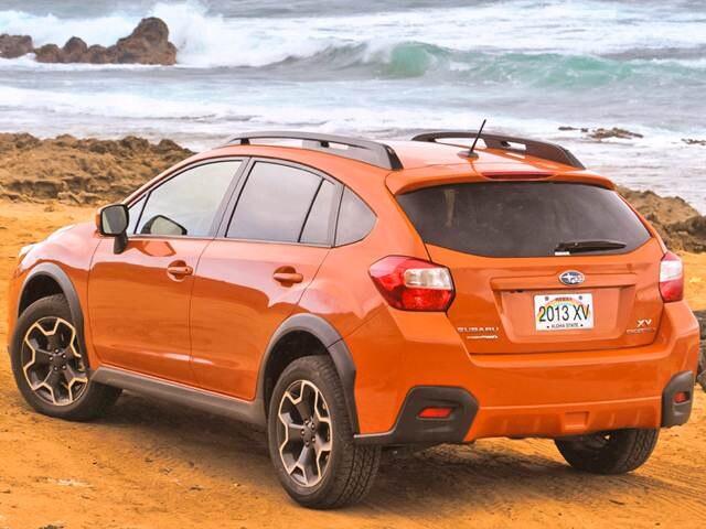 Orange Subaru Crosstrek >> 2014 Subaru Xv Crosstrek Pricing Reviews Ratings Kelley
