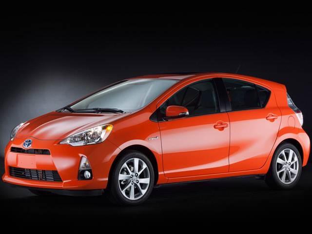 2014 Toyota Prius c | Pricing, Ratings, Expert Review