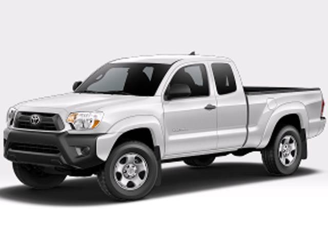 Toyota Tacoma Access Cab >> 2014 Toyota Tacoma Access Cab Pricing Ratings Expert Review