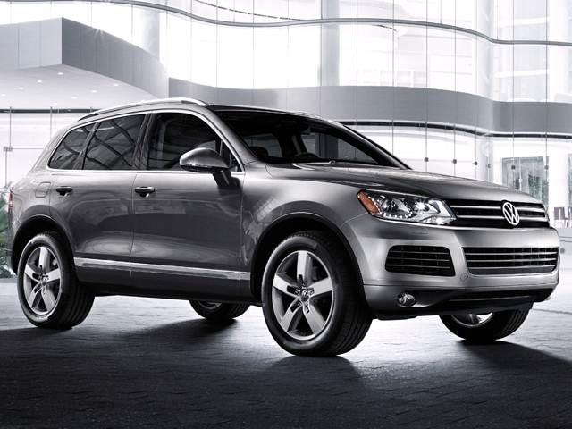 2014 Volkswagen Touareg | Pricing, Ratings, Expert Review