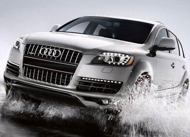 2015 Audi Q7 | Pricing, Ratings, Expert Review | Kelley Blue