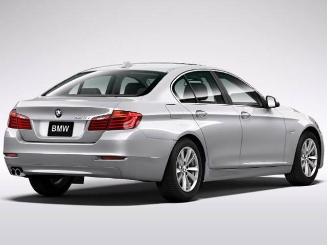 2015 BMW 5 Series   Pricing, Ratings, Expert Review   Kelley Blue Book