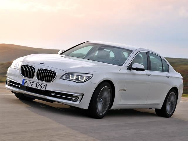 2015 Bmw 7 Series Values Cars For Sale Kelley Blue Book