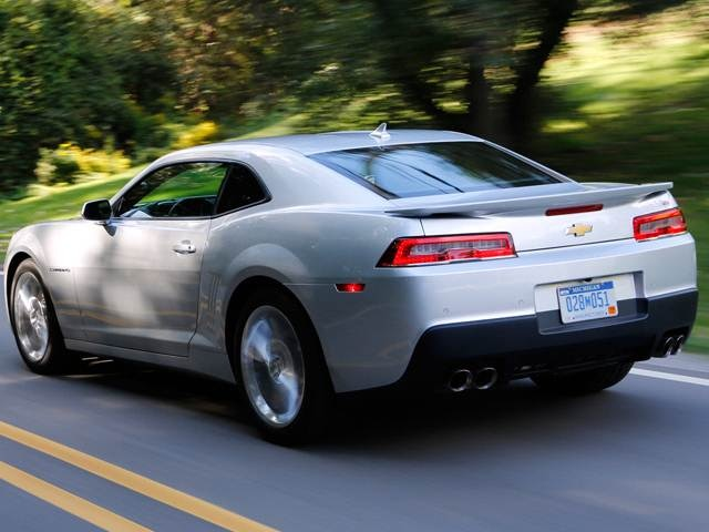 2015 Chevrolet Camaro Values Cars For Sale Kelley Blue Book