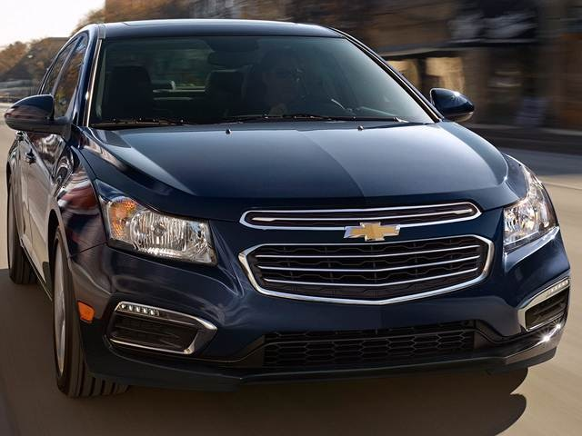 2015 Chevrolet Cruze Values Cars For Sale Kelley Blue Book