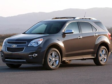 2015 Chevrolet Equinox | Pricing, Ratings, Expert Review