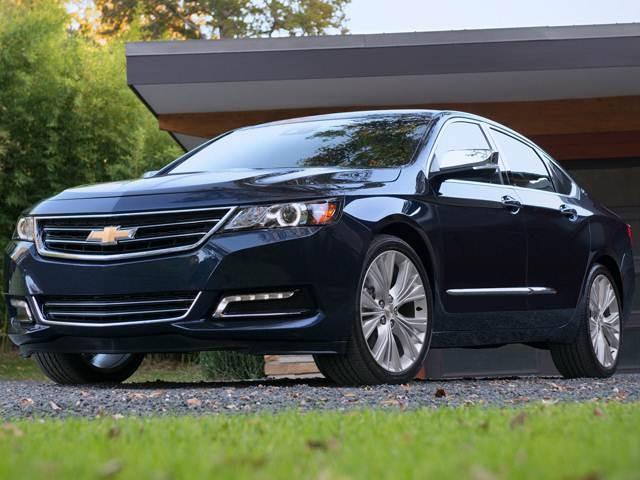 2016 Chevrolet Impala Cng 3lt >> 2015 Chevrolet Impala Pricing Reviews Ratings Kelley