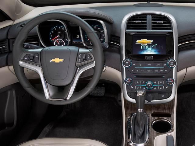 2015 Chevrolet Malibu Values Cars For Sale Kelley Blue Book