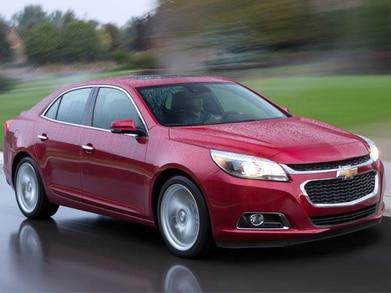 2015 Chevrolet Malibu Pricing, Reviews & Ratings   Kelley ...