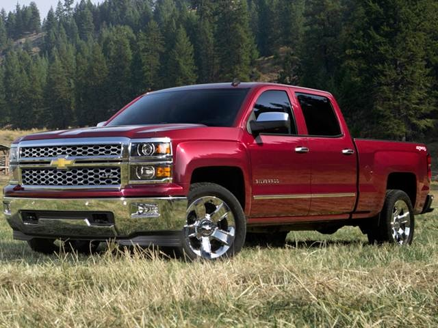 2015 Chevrolet Silverado 1500 Double Cab >> 2015 Chevrolet Silverado 1500 Crew Cab Pricing Reviews