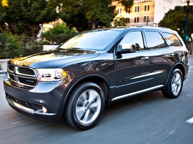 2015 Dodge Durango For Sale >> 2015 Dodge Durango Pricing Ratings Expert Review Kelley Blue Book