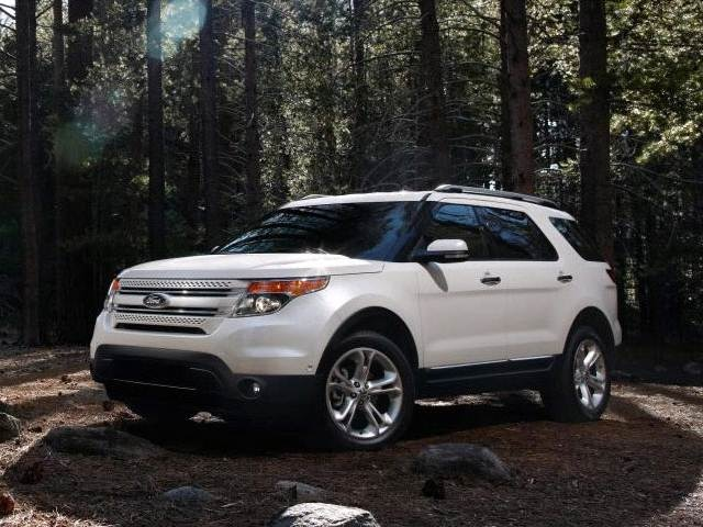 2015 Ford Explorer Values Cars For Sale Kelley Blue Book