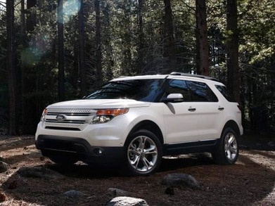 2015 Ford Explorer Pricing Ratings Expert Review Kelley Blue Book