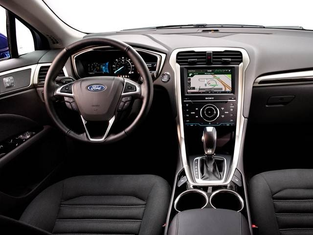 2015 Ford Fusion Pricing Ratings Expert Review Kelley