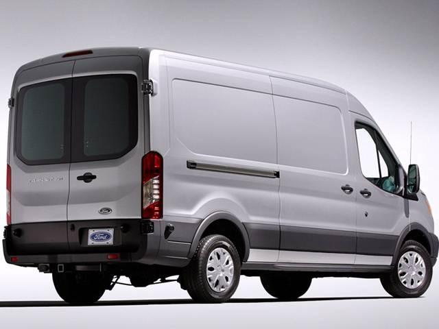 2015 Ford Transit 250 Van   Pricing, Ratings, Expert Review