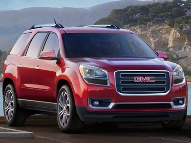 2015 GMC Acadia | Pricing, Ratings, Expert Review | Kelley Blue Book