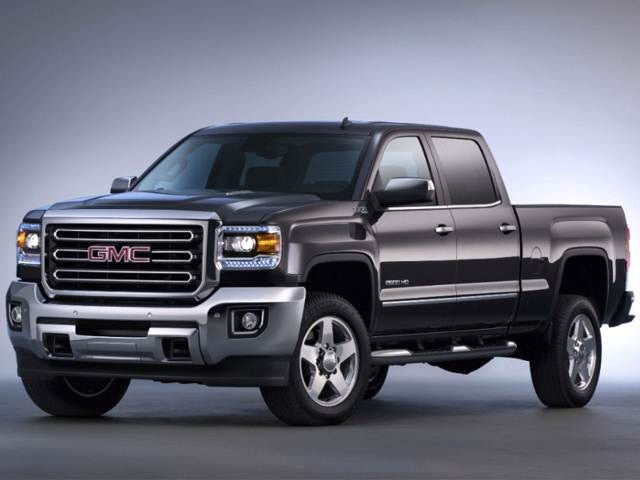 2015 GMC Sierra 2500 HD Crew Cab | Pricing, Ratings, Expert Review