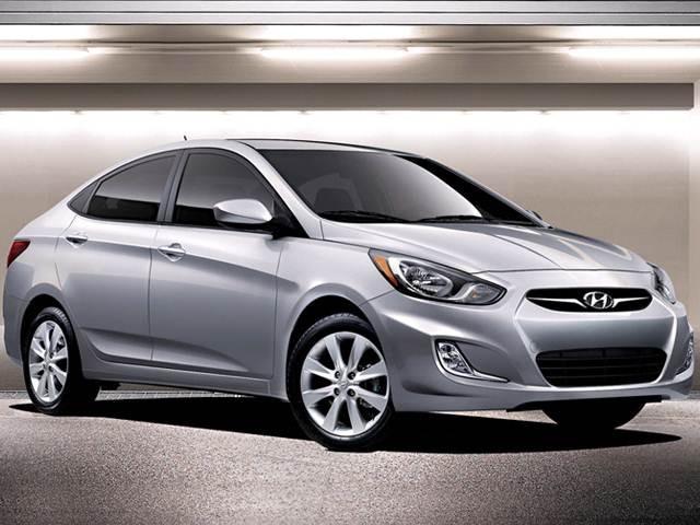 Hyundai Accent 15 Mpg >> 2015 Hyundai Accent Pricing Reviews Ratings Kelley Blue
