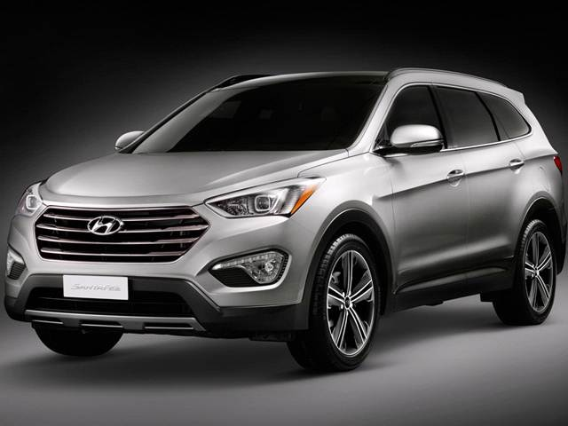 2015 Hyundai Santa Fe | Pricing, Ratings, Expert Review