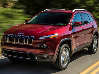 2015 Jeep Cherokee | Pricing, Ratings, Expert Review