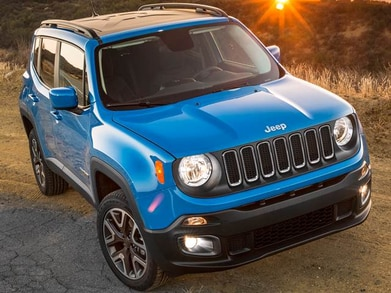 Used 2015 Jeep Renegade Values Cars For Sale Kelley Blue Book