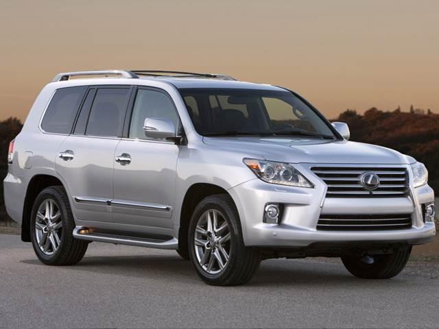 2015 Lexus LX   Pricing, Ratings, Expert Review   Kelley Blue Book
