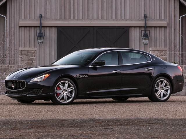 2015 Maserati Quattroporte >> 2015 Maserati Quattroporte Pricing Reviews Ratings