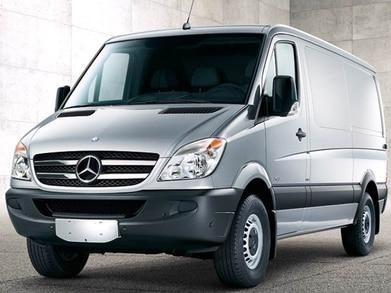 2015 Mercedes-Benz Sprinter 2500 Cargo   Pricing, Ratings