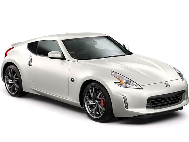 Nissan 350z 2015 >> 2015 Nissan 370z Pricing Reviews Ratings Kelley Blue Book
