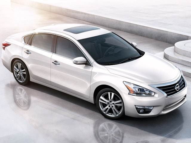 2015 Nissan Altima Sv >> 2015 Nissan Altima Pricing Reviews Ratings Kelley Blue Book