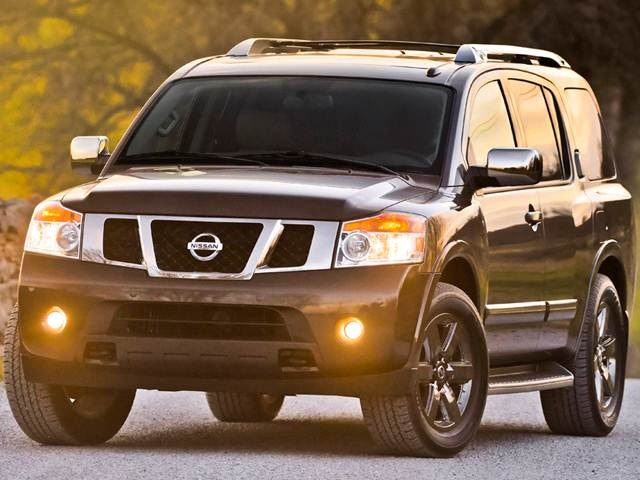 Nissan Armada Mpg >> 2015 Nissan Armada Pricing Ratings Expert Review
