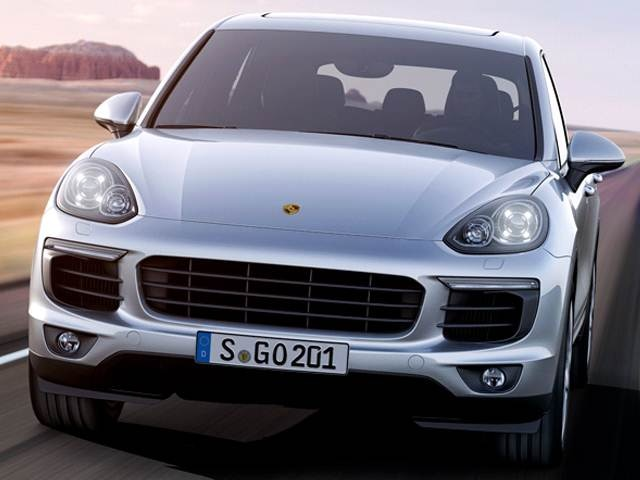 2015 Porsche Cayenne Pricing Reviews Ratings Kelley