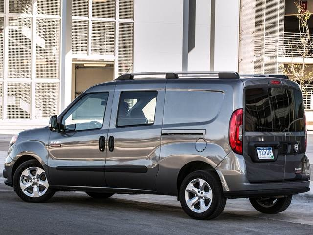 2015 Ram ProMaster City | Pricing, Ratings, Expert Review