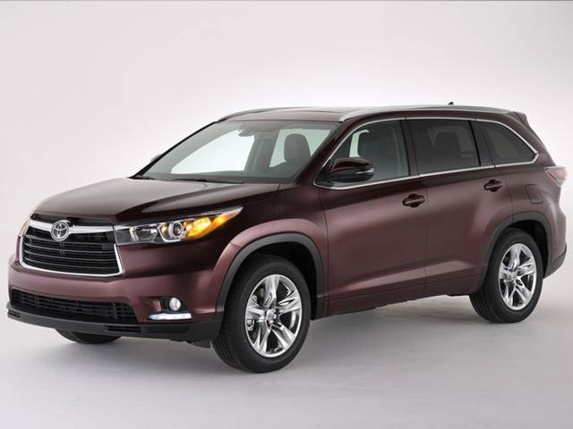 2015 Toyota Highlander | Pricing, Ratings, Expert Review